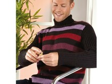 "Strickanleitung Herrenpullover ""Ideal"" 751137"
