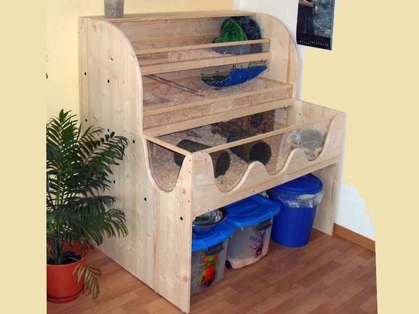 bauanleitung meerschweinchen villa elli k fig gehege tiere. Black Bedroom Furniture Sets. Home Design Ideas