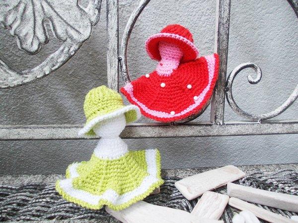 Häkelanleitung für Puppe \
