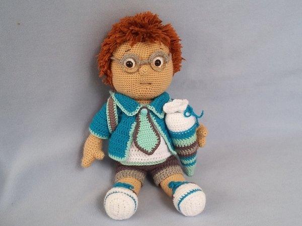 Puppenkleidung häkeln // Amigurumi-Kleidung