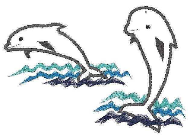 Schnittmuster delfin kostenloses Shopper nähen