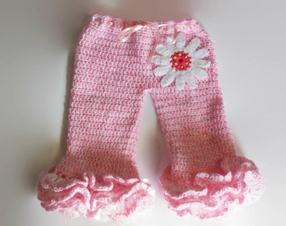 Baby Girl Crochet Pattern, Summer Patterns