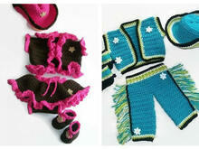 Western Baby Clothes, Baby costumes