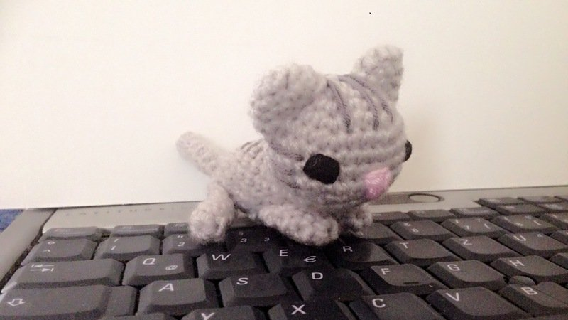 Cats Crochet Amigurumi Pattern Free, amigurumi for beginners ...   450x800