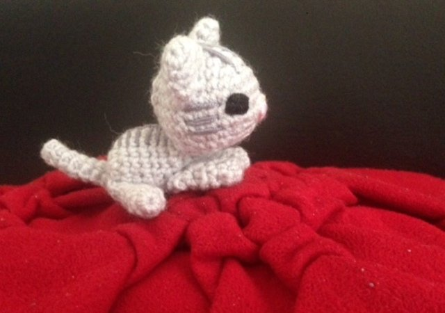 Tiny Cat Amigurumi Super Easy And Detailed Animal Toys Beginner