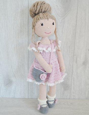 Puppe Häkeln Mädchen Puppe Häkeln