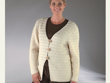 "Strickanleitung Damenjacke ""Ideal"" 753065"