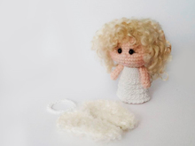 Crochet Pattern Guardian Angel