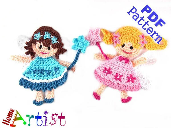 Fairy Crochet Pattern