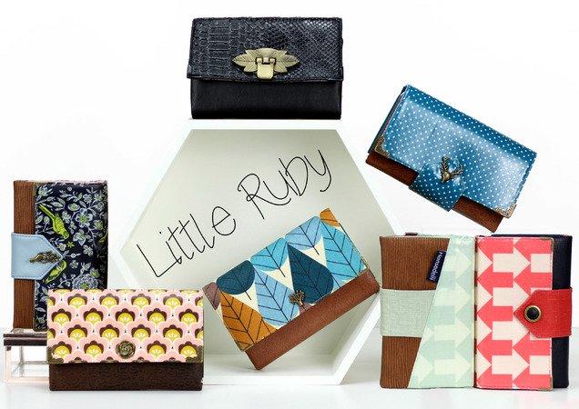 Geldbörse Little Ruby – kleines Portemonnaie