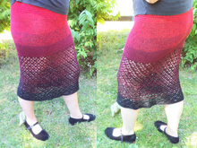 Skirt Lilith Crochet Pattern