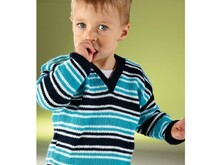 "Strickanleitung Kinderpullover ""Ideal"" 751129"
