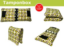 Tamponbox, Tamponcontainer - Nähanleitung