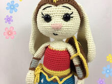 Wonder Bunny - Wonder Woman