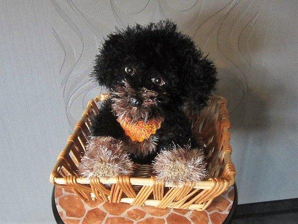 Mastiff puppy | Patrón de peto, Patrones de crochet de animales ... | 450x600