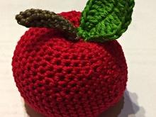 Apfel Häkeln Puppenküche Spielzeug