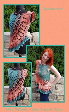Spiderdream The Slightly Different Crochet Tunic