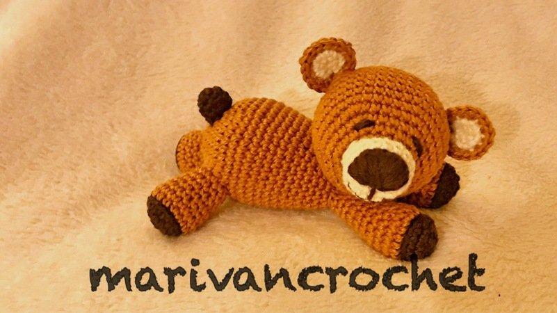 Bärchen Häkeln Bär Häkeln Teddy