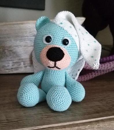 Bär Häkeln Teddy Häkeln Mit Mütze