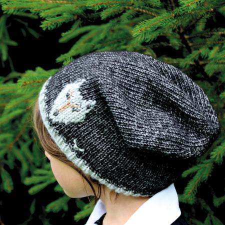 Mütze und Schal für ca 16-20 cm Bär Kopfumfang 18 cm