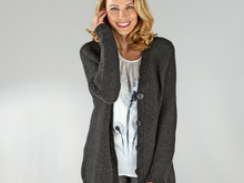 "Strickanleitung Damenjacke ""Sporty"" 758038"