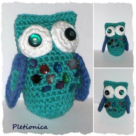 Owl Amigurumi Crochet Tutorial - YouTube   450x450