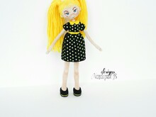 Pattern Doll Nikki