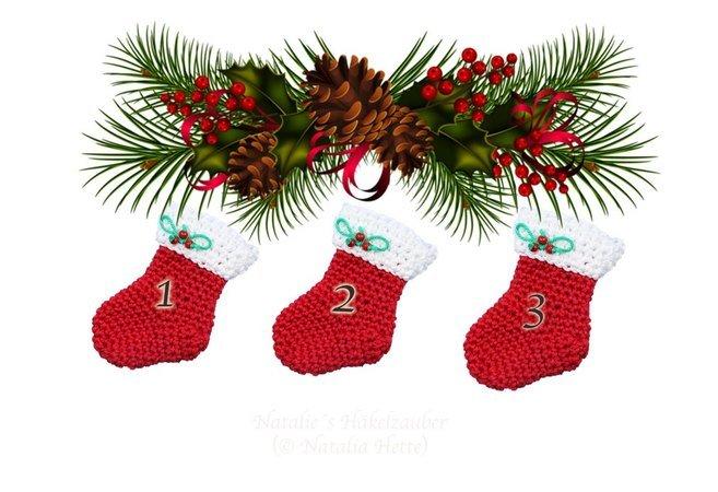 Pdf Adventskalender Socken