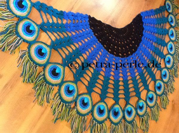 Peacock Feather Scarf Crochet Pattern Photos And Pictures