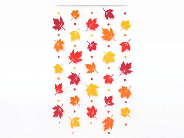 Fein herbstbl tter vorlagen zum ausdrucken zeitgen ssisch dokumentationsvorlage beispiel ideen - Herbstblatter deko ...