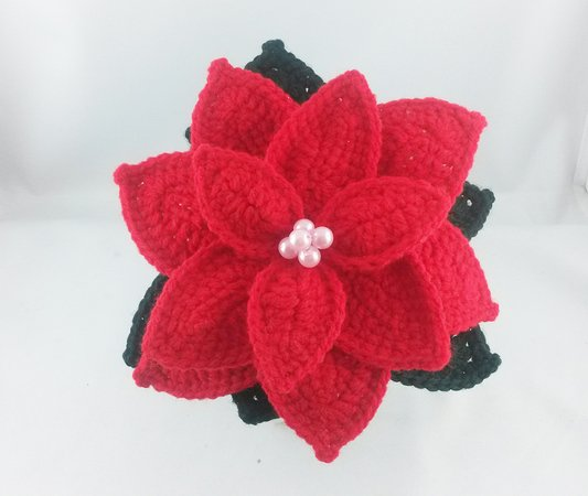 Crochet Tutorial - Christmas star