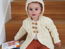 "Strickanleitung Kinderjacke ""Ideal"" 758133"