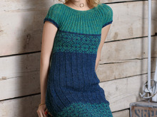 "Strickkleid ""Sille"""