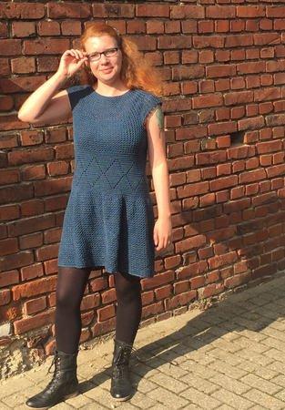 Kleid Häkeln Minikleid Lange Tunika