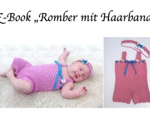 "E-Book ""Romber mit Haarband"" Gr.50-74"