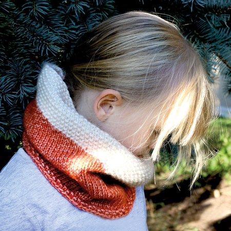Stylische Schals für Kinder stricken | Crazypatterns.net