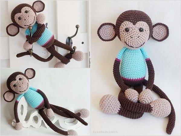 Häkelanleitung Pikachu | Sabrina's Crochet | 450x599