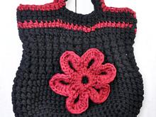 Einkaufskorb häkeln  Textilgarn - Individuelle Handarbeit, Anleitungen und E-Books auf ...