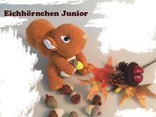 Eichhörnchen Individuelle Handarbeit Anleitungen Und E Books Auf