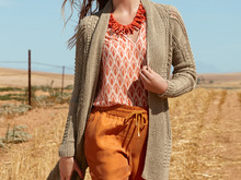 Strickjacke Ximena