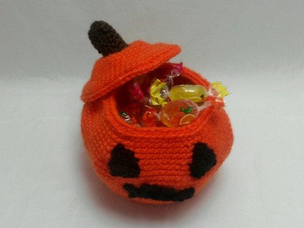 Häkelanleitung - Halloween Deko