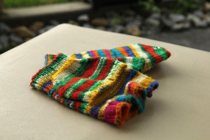 Strickanleitung Für Kinder Marktfrauenhandschuhe Größe 1 1 3 Jahre