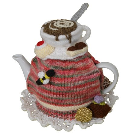 Tea and Biscuits Tea Cosy