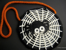 "Kindertasche ""Spinnennetz"", Halloween, Spinne"