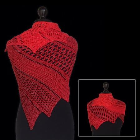 Feeniks shawl