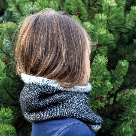 Stylische Schals Für Kinder Stricken Crazypatternsnet