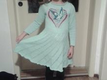 Kleid stricken 128