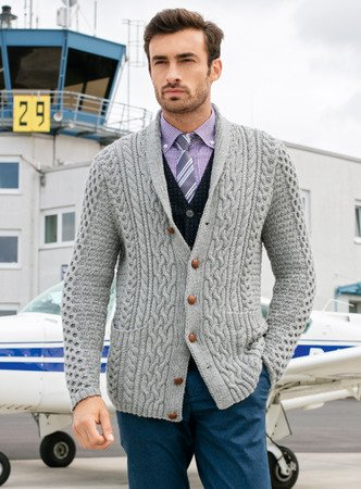 Strickjacke Marcel