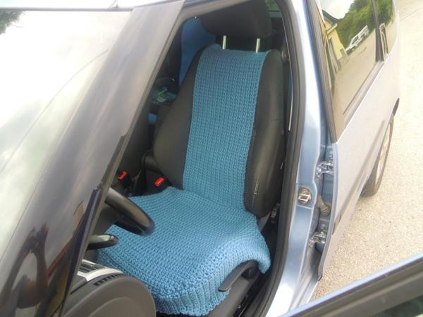 h kelanleitung sitzbezug f r das auto. Black Bedroom Furniture Sets. Home Design Ideas
