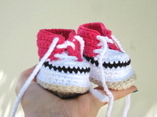 Baby sneakers (for girls and boys)